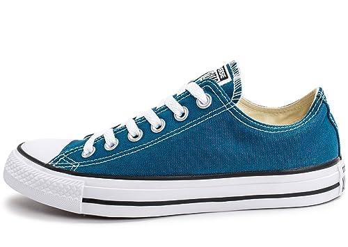 Converse - Zapatillas para hombre, color Azul, talla 35: Amazon.es: Zapatos y complementos