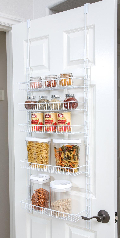 Pro Mart Dazz Over The Door Adjustable Pantry Organizer