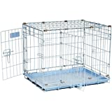 Precision Pet ProValu Double Door Dog Crate