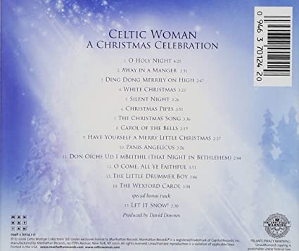 A Christmas Celebration: Amazon.co.uk: Music