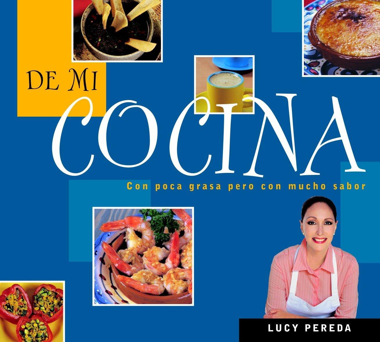 De mi cocina (Spanish Edition) by Brand: Vintage Espanol
