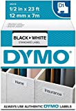 DYMO Authentic D1 Label l DYMO Labels for LabelManager, COLORPOP and LabelWriter Duo Label Makers, Great for…