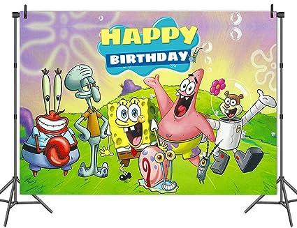 Animación de Dibujos Animados Bob Esponja Estrella de ...
