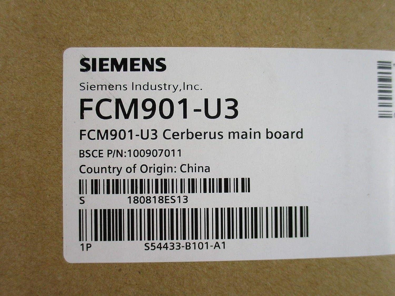 Siemens FC901-U3 - Kit Profesional de Panel de Control de ...