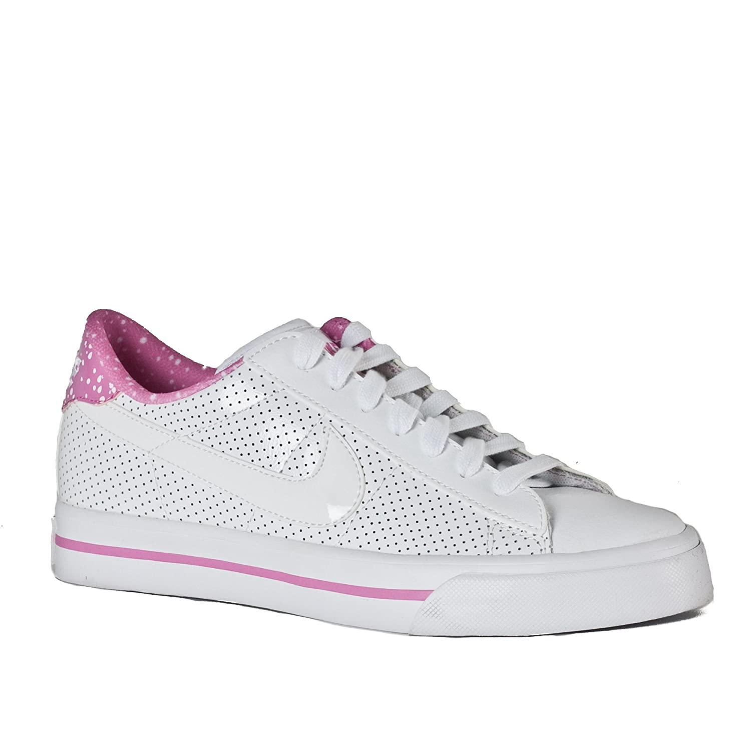 competitive price 5a2c9 b2140 Amazon.com   Nike Trainers Shoes Mens Sweet Classic Leather Si White    Soccer
