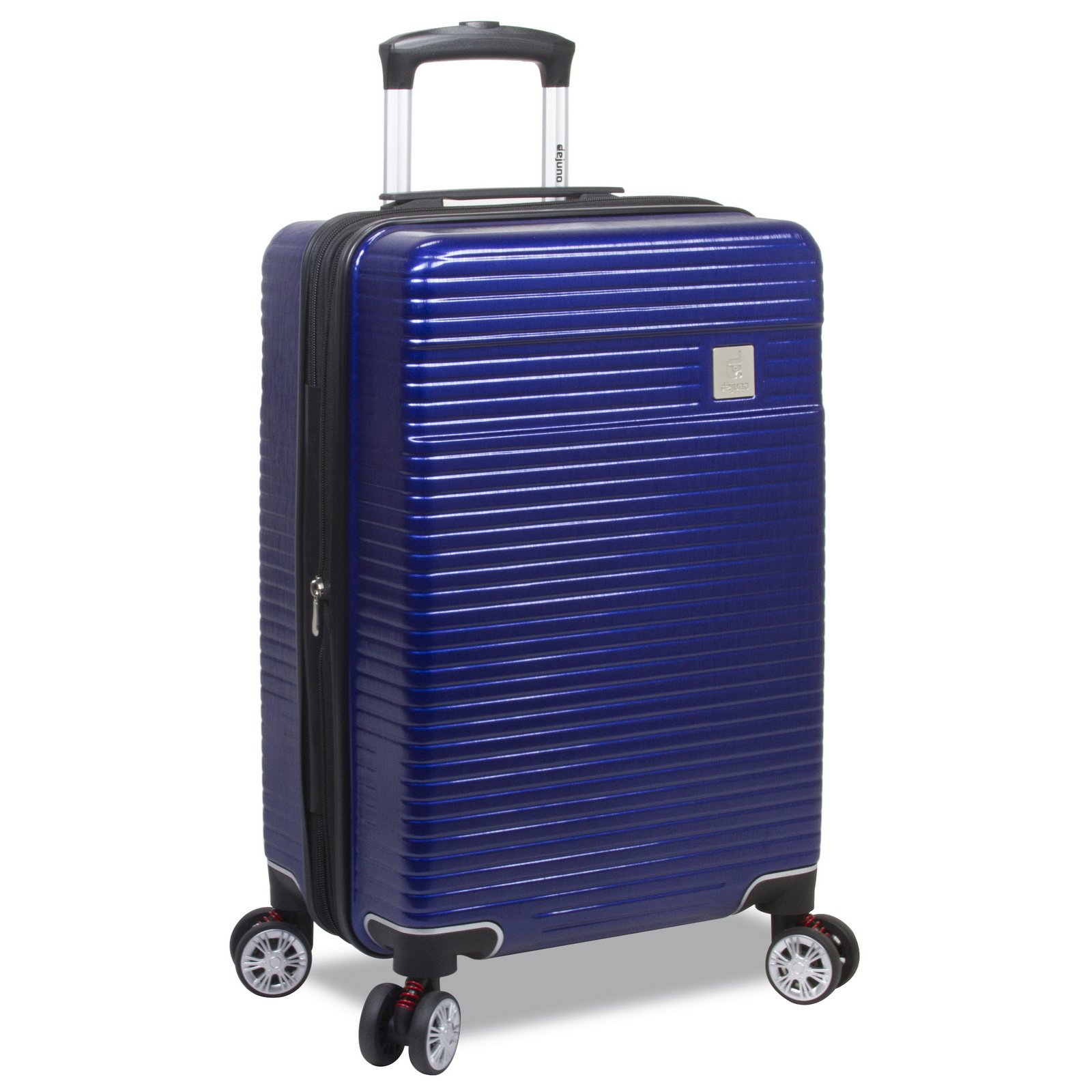 Dejuno Ashford 3-PC Hardside Spinner TSA Combination Lock Luggage Set - Navy by Dejuno (Image #2)