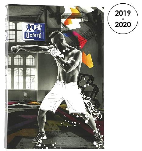 Oxford 100735748 2018 - 2019 1 - Agenda escolar día página ...
