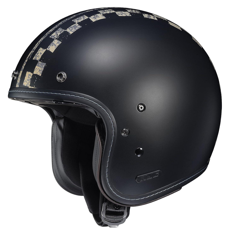 Matte Black, X-Small HJC Helmets Unisex-Adult IS-5 Burnout MC5SF Helmet 434-751