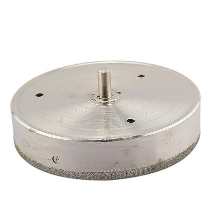 Amazoncom JINGLING Mm Inch Diamond Coated Tool Drill - 5 inch tile hole saw