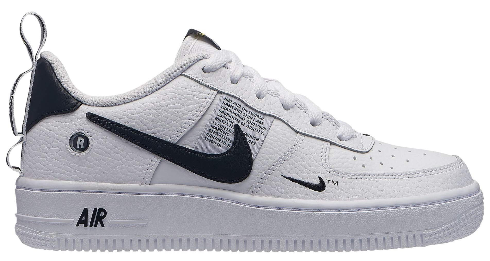 new concept 907ca b6823 Galleon - NIKE Air Force 1 Lv8 Utility (gs) Big Kids Ar1708-100 Size 6.5