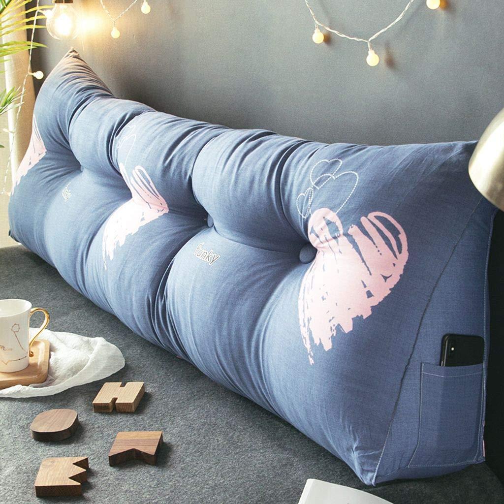 Amazon.com: PP Cotton Wedge backrest Reading Pillow,Rich ...