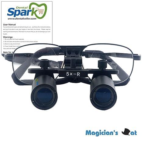 Amazon.com: Lentes binoculares Spark para cirugía ...
