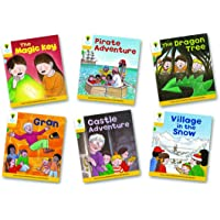 Oxford Reading Tree: Level 5: Stories: Pack of 6