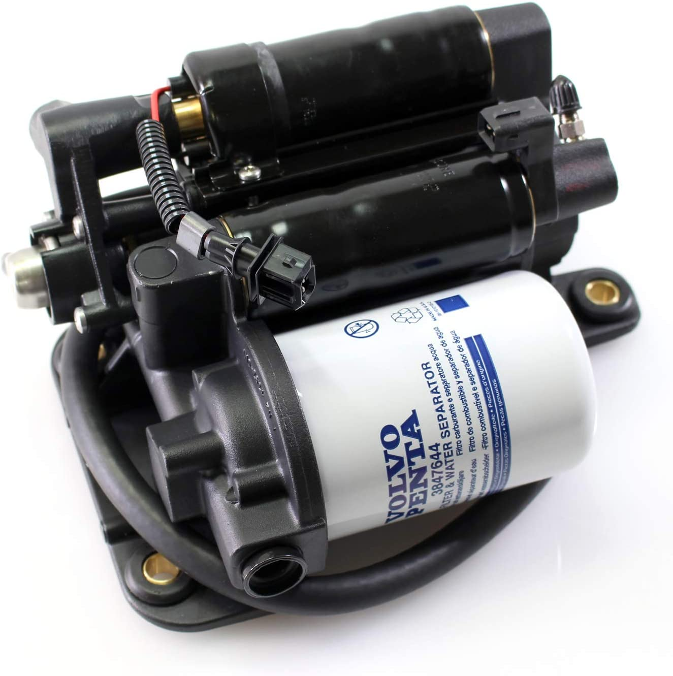 NEW Stern Drive High Pressure Fuel Pump Assembly for 8.1L Volvo Penta 21608512