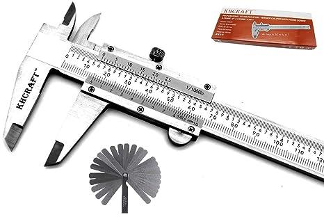 Amazon.com: KHCRAFT - Calibrador profesional (acero ...