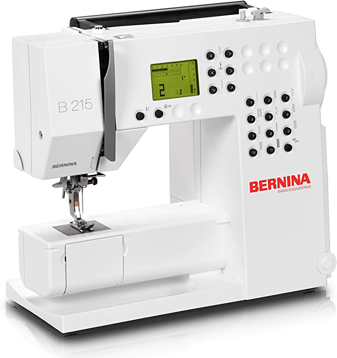 Bernina B 215 - Máquina de coser: Amazon.es: Hogar
