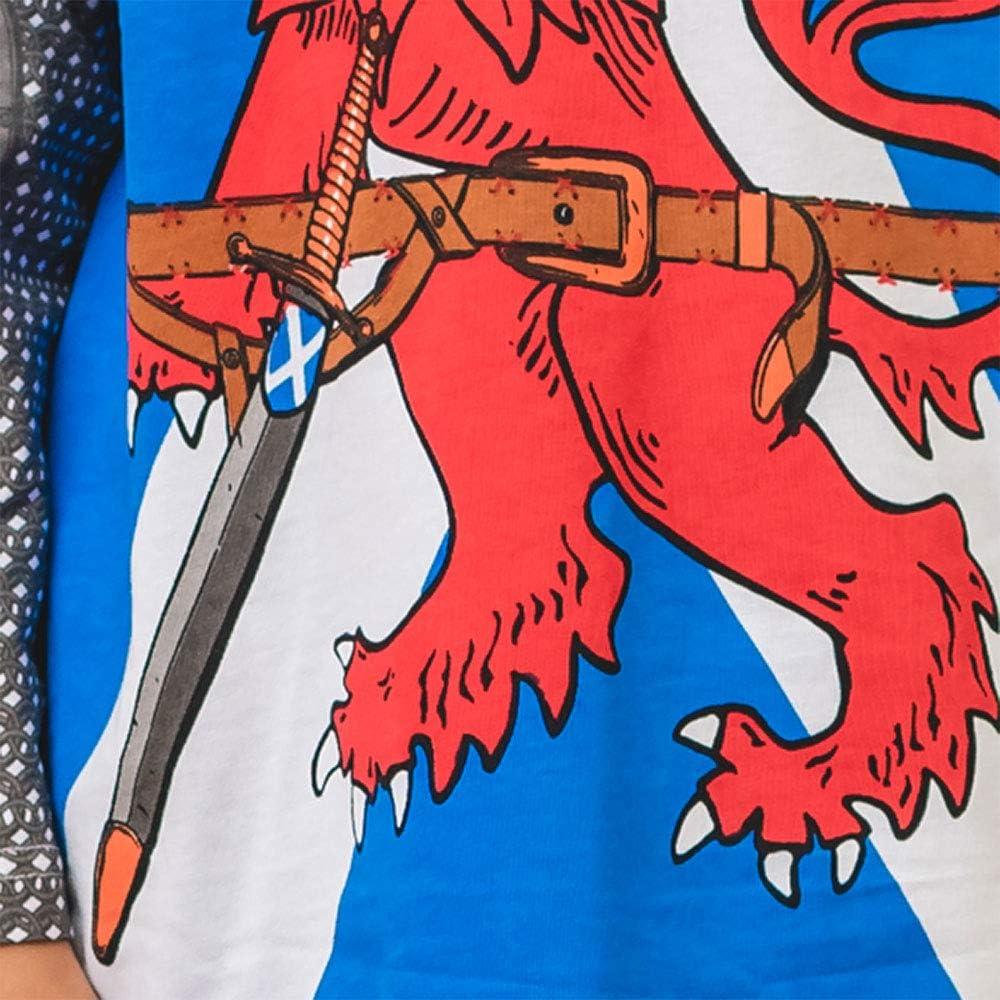 Pijama de Caballero de Escocia y Ropa Casera Divertida: Amazon.es ...