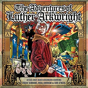 The Adventures of Luther Arkwright Performance