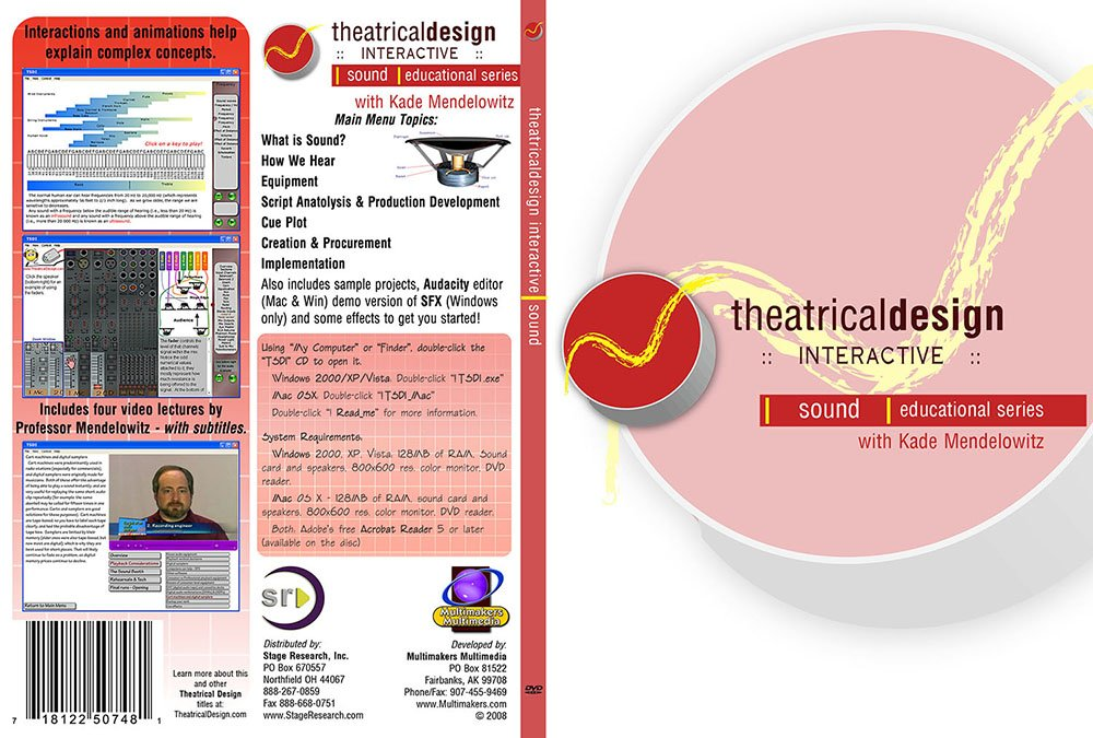 Amazon com: Theatrical Sound Design Interactive