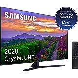 """Samsung Crystal Uhd 2020 43TU8505 - Smart TV de 43"""" con Resolución 4K, Crystal Display, Dual Led, HDR 10+, Procesador 4K, Sonido Inteligente, One Remote Control y Asistentes de Voz Integrados (Alexa)"""