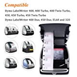 """6 Rolls Compatible with DYMO 30915 Internet Postage Stamp Lables,1-5/8"""" X 1-1/4"""" Replacement Label for Labelwriter 450, 450 Turbo, 4XL,700 Labels Per Roll"""