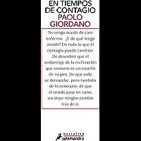 En tiempos de contagio (Spanish Edition)