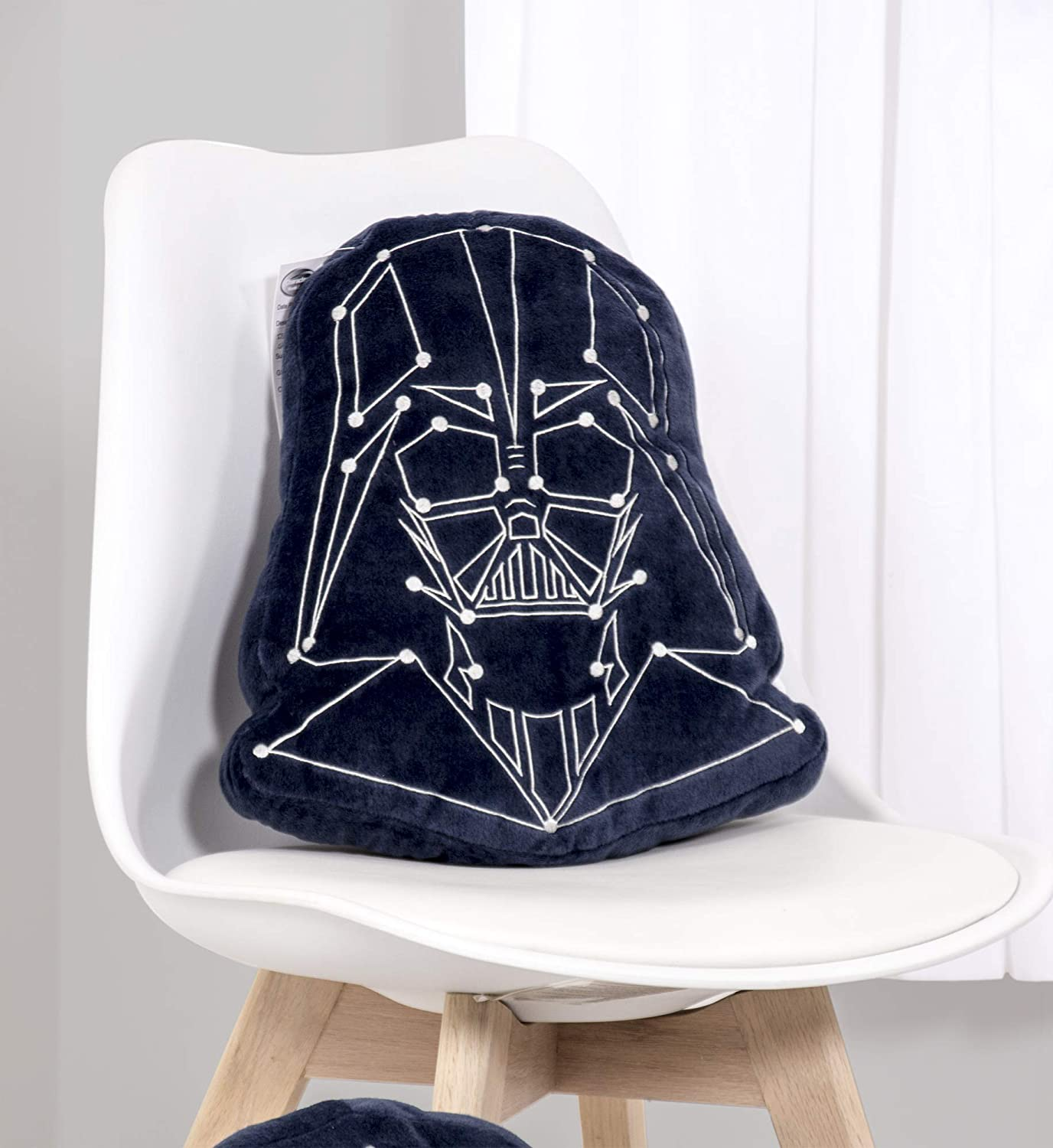 Funda Nordica Lego Star Wars.Star Wars Official Darth Vader Design Kids Shaped Cushion Pillow Stuffed Plush Shaped Pillow Perfect For Any Bedroom Or Nursery
