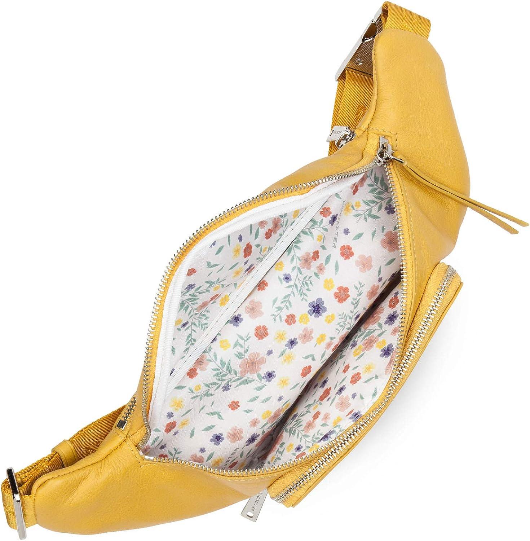 LANCASTER Sac banane zipp/é