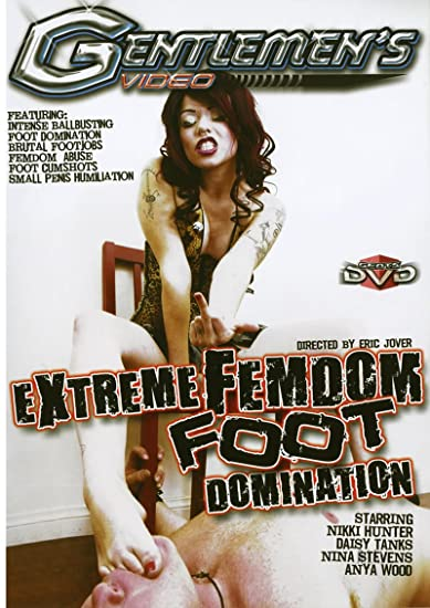 Was domination female foot movie theme, interesting