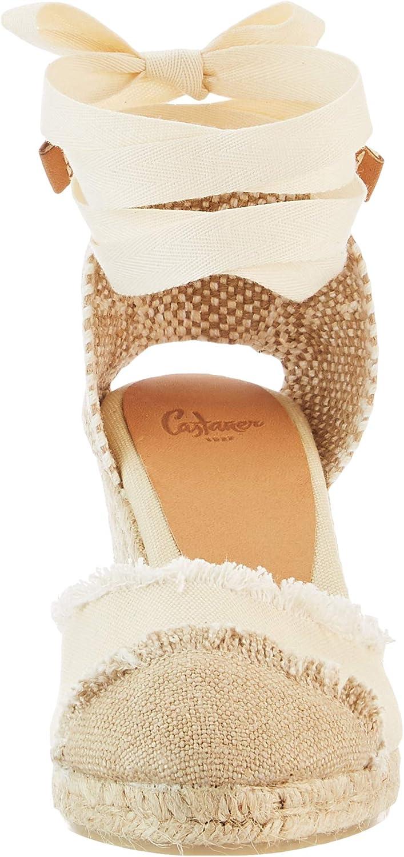 Castañer dames Catalina/8/001 espadrille, Catalina Ivoor
