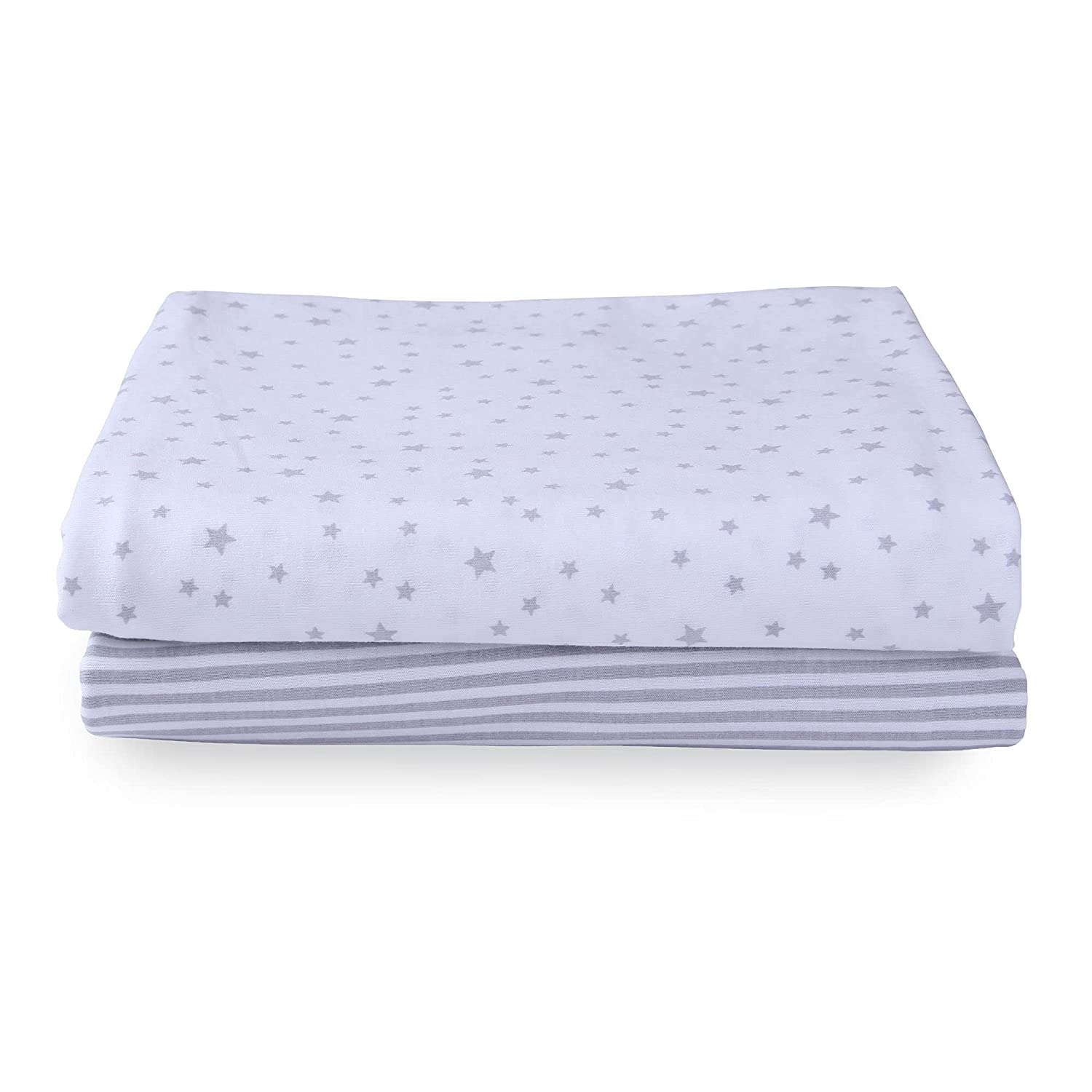 Clair Seasonal Wrap Introduction Don't miss the campaign de Lune Cotton Jersey Moses Sheets Interlock Basket Fitted