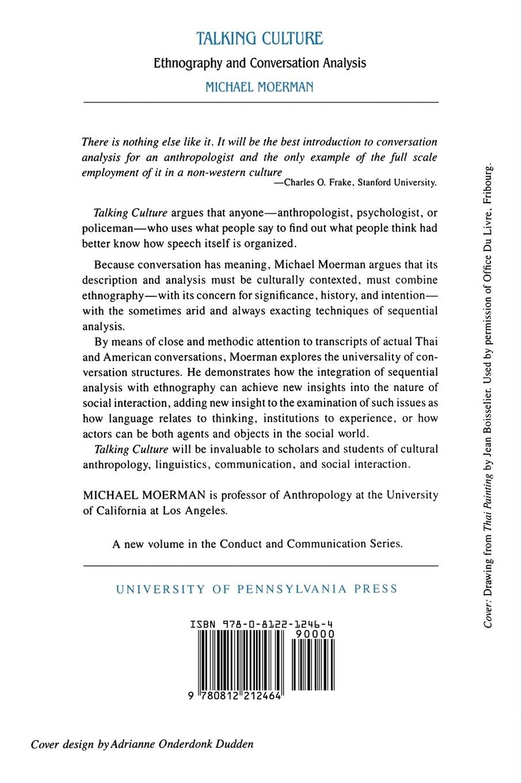ethnography sample