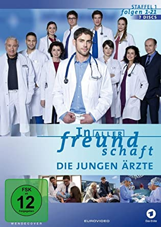 In Aller Freundschaft Die Jungen ärzte Staffel 1 Folgen 01 21 7