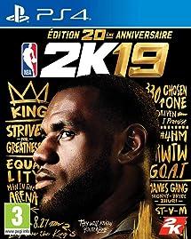NBA 2K19 20th Anniversary Edition - PS4: PlayStation 4     - Amazon com