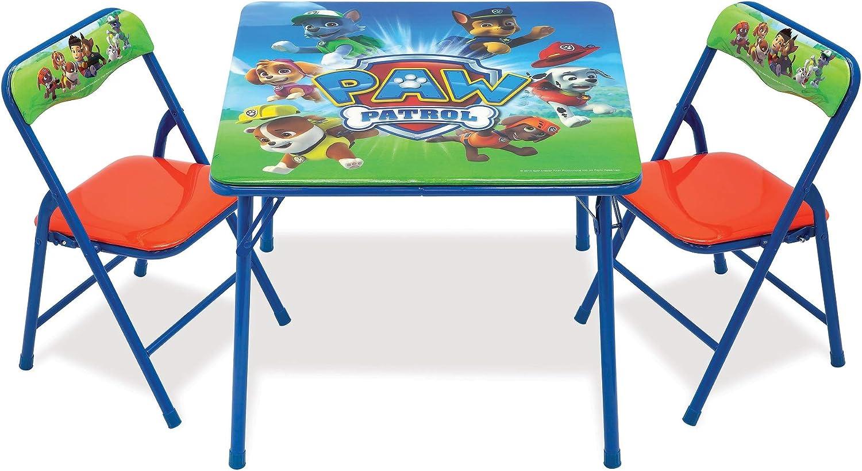 - Amazon.com: Paw Patrol Activity Table Sets – Folding Childrens