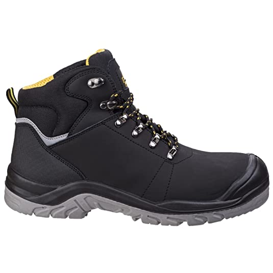 Amblers Safety Ambler AS252 Mens Leicht Wasserdicht Leder Sicherheitsstiefel:  Amazon.de: Schuhe & Handtaschen