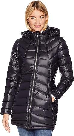 3er Pack Spyder Damen Womens Syrround Hoody Down Jacket Daunenm/äntel