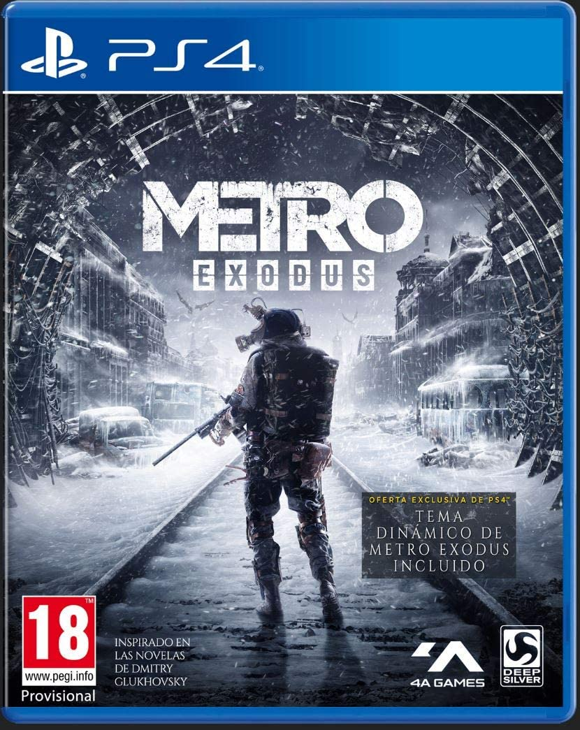 Metro Exodus Day One Edition: Amazon.es: Videojuegos