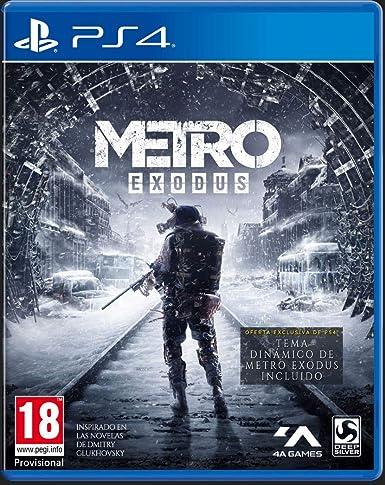 Comprar Metro Exodus Day One Edition