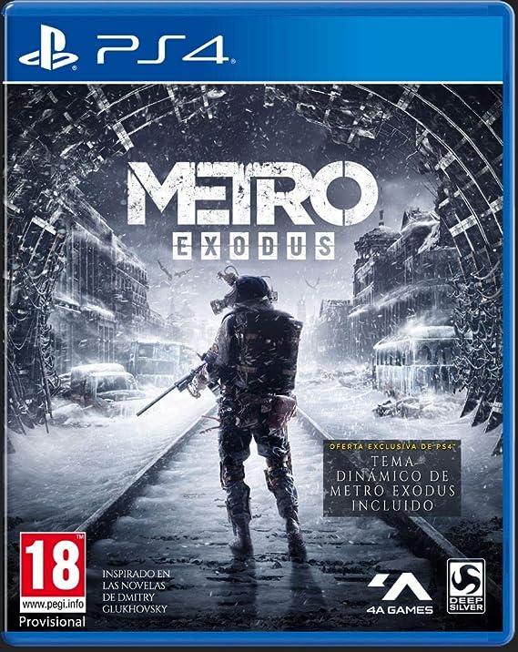 Metro Exodus Day One Edition: Amazon.es: Videojuegos