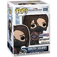 Funko Pop! Marvel: Year OfThe Shield - Winter Soldier, Amazon Exclusive