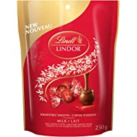 Lindt Lindor Milk Chocolate Pouch, 250g