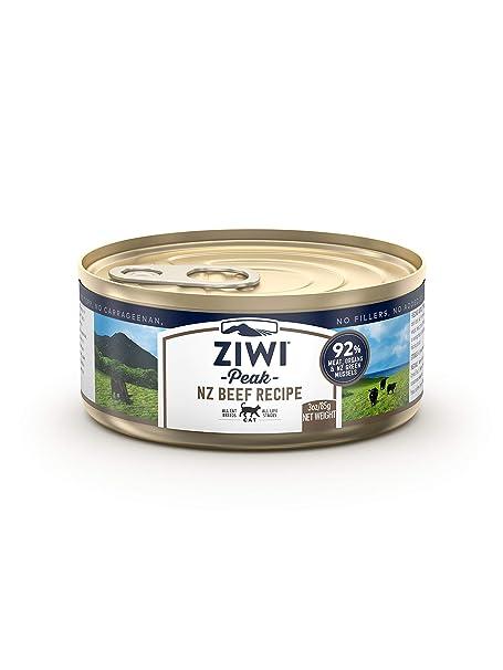 Ziwi Peak Canned Beef Recipe Cat Food (Case of 24, 3 oz. each)