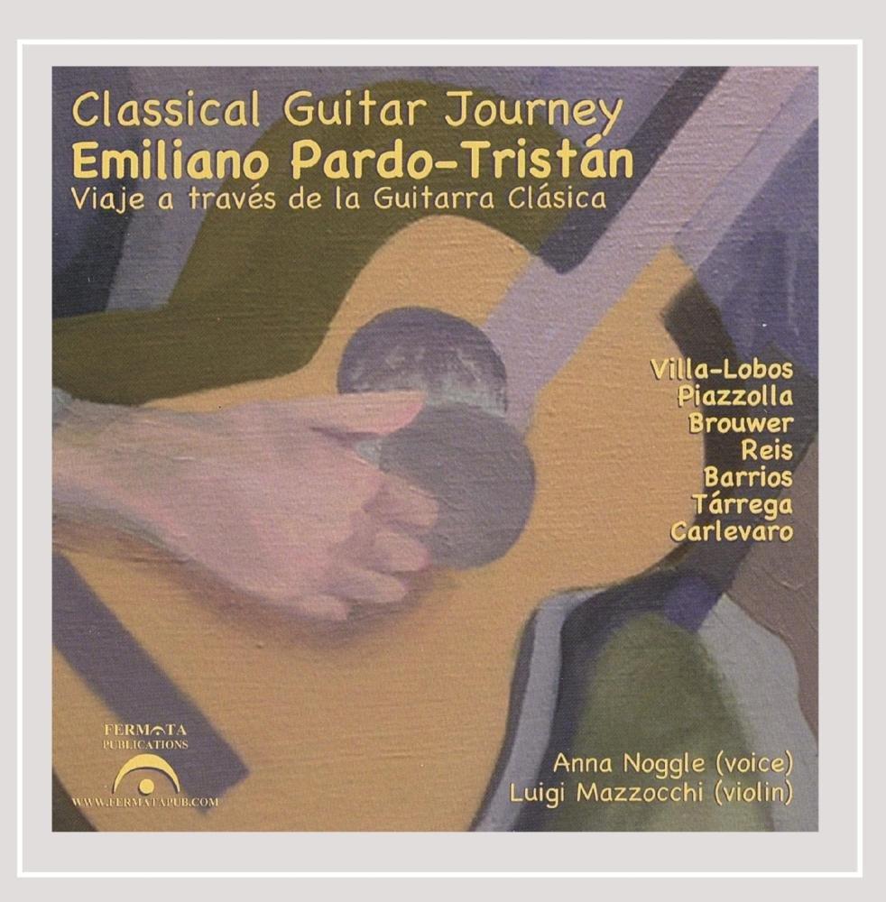 Classical Guitar Journey: Emiliano Pardo-Tristan: Amazon.es: Música