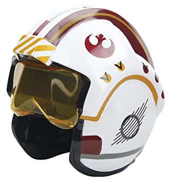 Hucha casco X-Wing. Luke Skywalker. Star Wars