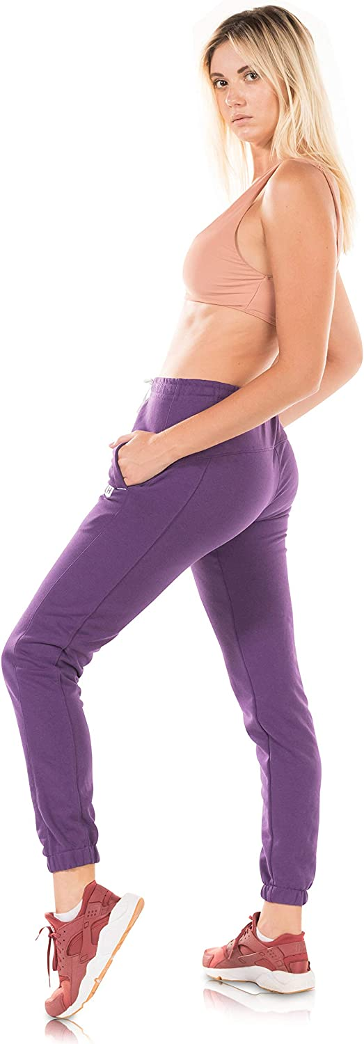 Comfortable Jogger Lounge Sweat Pants Pajamas with Pockets Highesty Womens Sweatpants Joggers Pants for Women