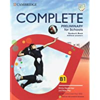 Complete Preliminary for Schools Student's Pack (Student's Book without Answers and Workbook without Answers) English…