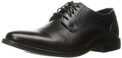 Rockport Mens Style Purpose Cap Toe Dark Brown 9 W (EE)-9 W