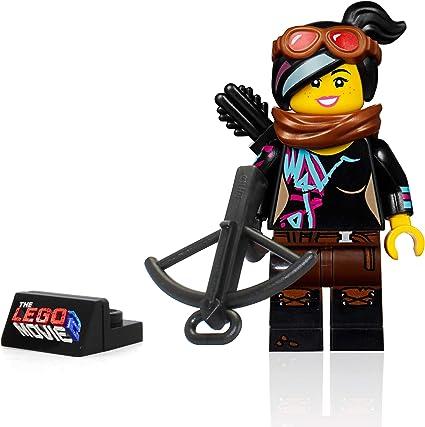 LEGO The Movie 2 Minifgure Wyldstyle