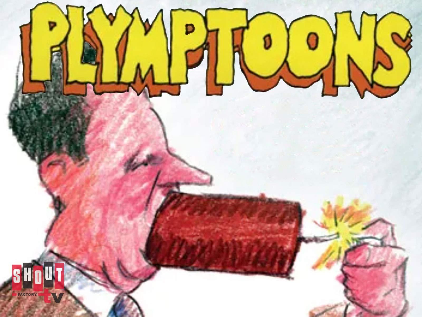 Plymptoons on Amazon Prime Video UK